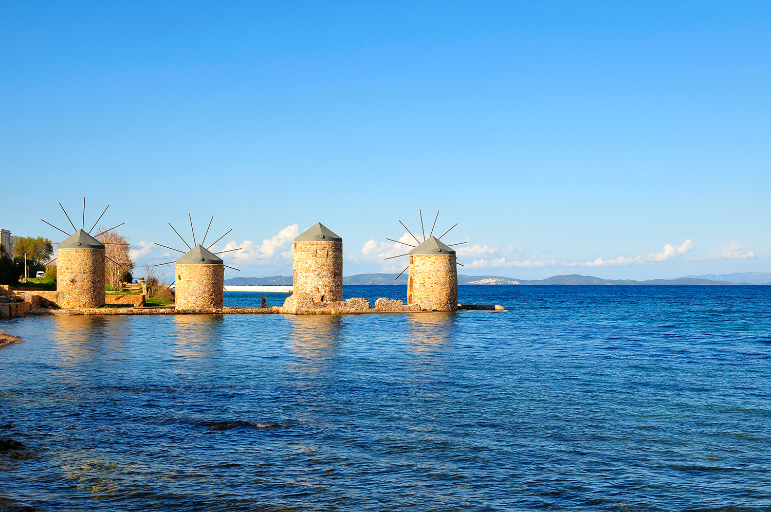 The Island of Chios photo  - Legacy